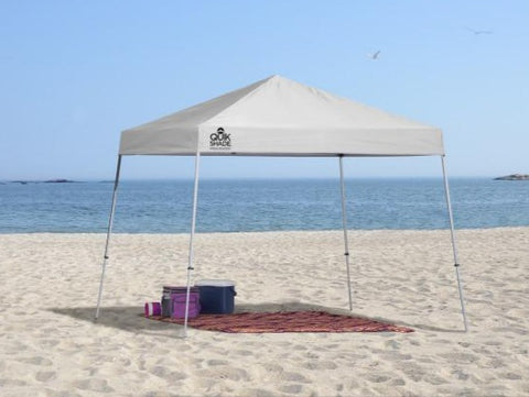 12x12 ft. Slant Leg Pop-Up Canopy Tent - Assorted Colours