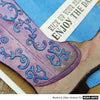 Cowboy Boot Inlay Design