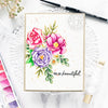 Video: No-Line Watercoloring the Togetherness Flower Bouquet