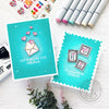 Ways to Use Sea Salt Reactive Ink & Stamped Just For You Cards