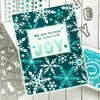 Monochromatic Holiday Card