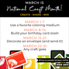 National Craft Month Challenge: The Final Stretch!