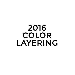 2016 Color Layering