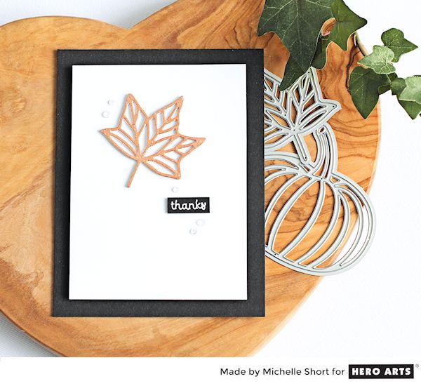 Autumn Icons by Michelle Short for Hero Arts