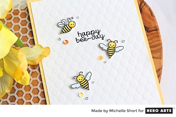 Bee Day by Michelle Short for Hero Arts