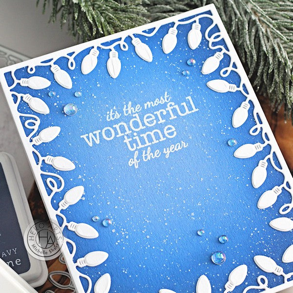 Wonderful Time of the Year by Michelle Short for Hero Arts