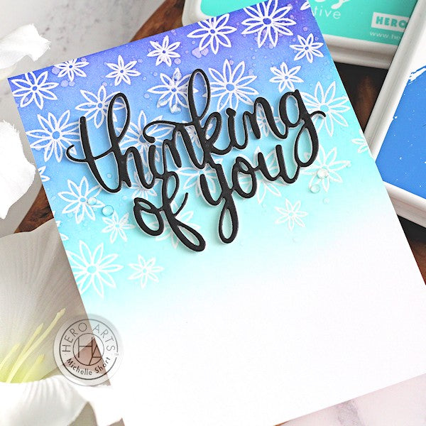 Thinking of You by Michelle Short for Hero Arts