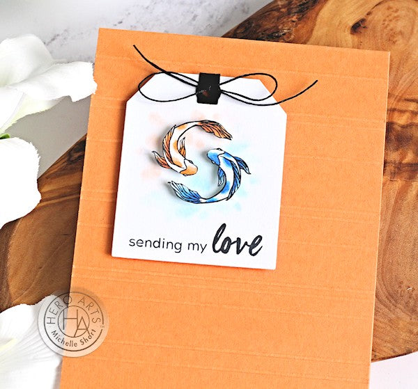 Sending My Love by Michelle Short for Hero Arts