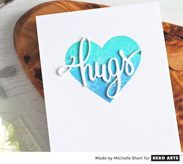 Hugs by Michelle Short for Hero Arts