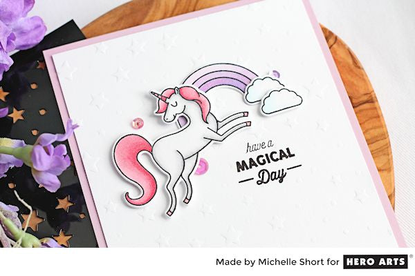 Magical Day by Michelle Short for Hero Arts