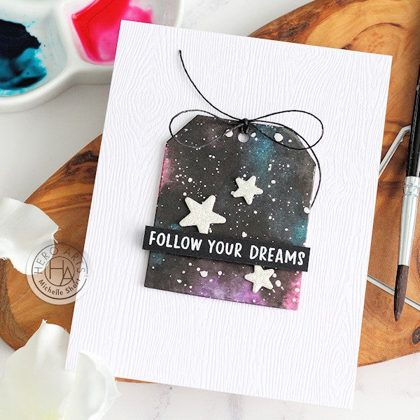 Follow Your Dreams by Michelle Short for Hero Arts