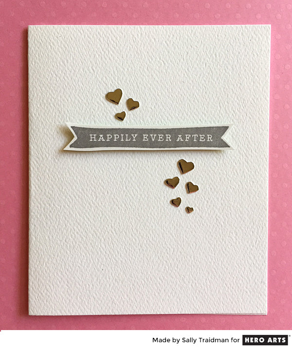 Happily Ever After by Sally Traidman for Hero Arts