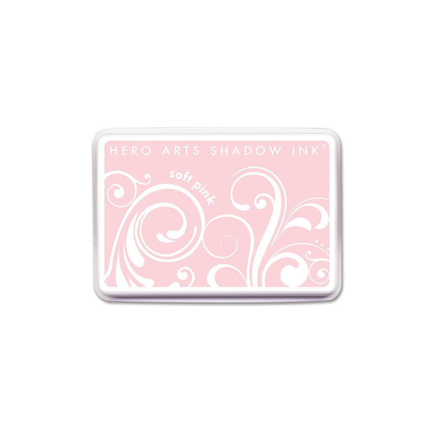 AF168 Soft Pink Shadow Ink