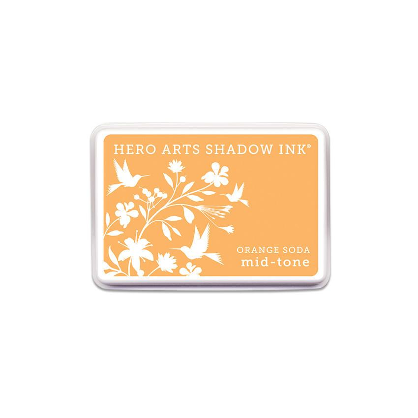 AF224 Orange Soda Shadow Ink