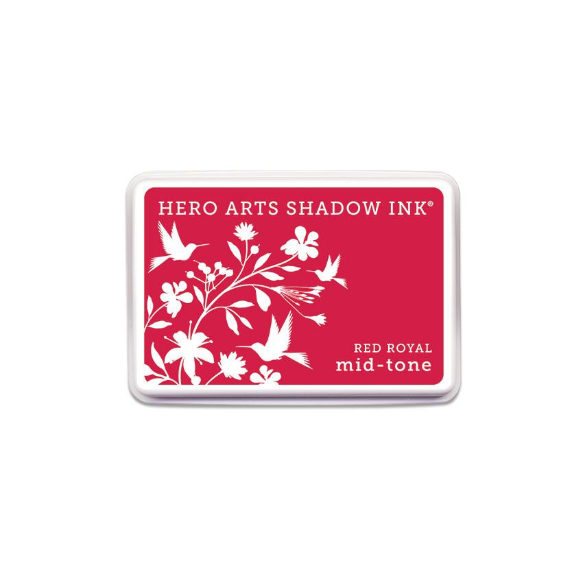 Red Royal Mid-Tone Shadow Ink