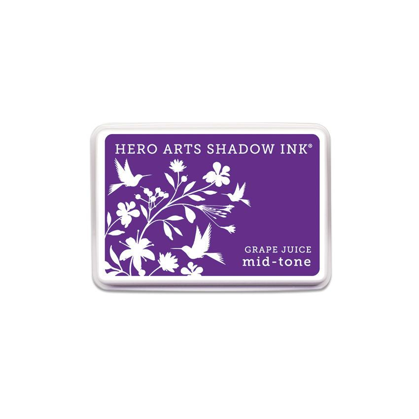 AF227 Grape Juice Mid-Tone Shadow Ink