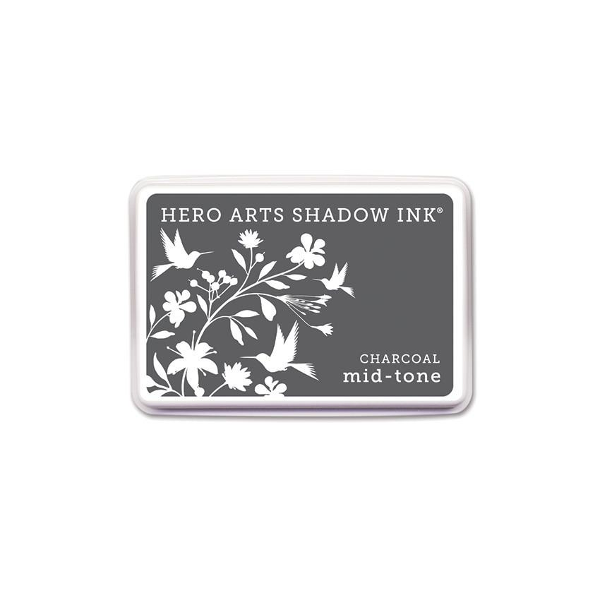 AF236 Charcoal Mid-Tone Shadow Ink