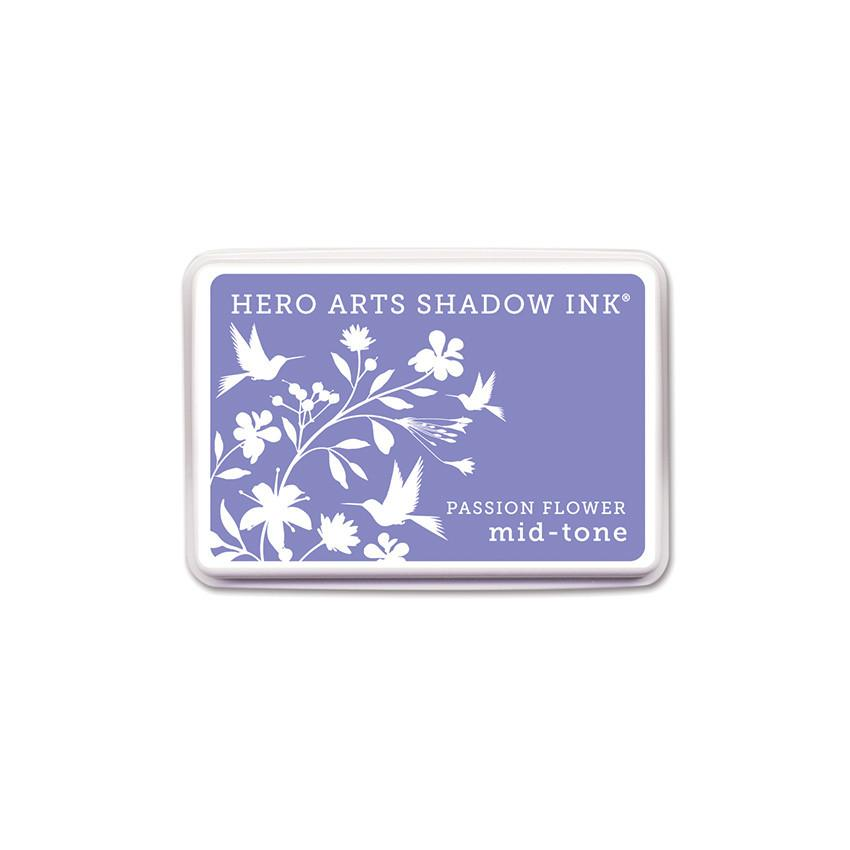 AF243 Passion Flower Shadow Ink
