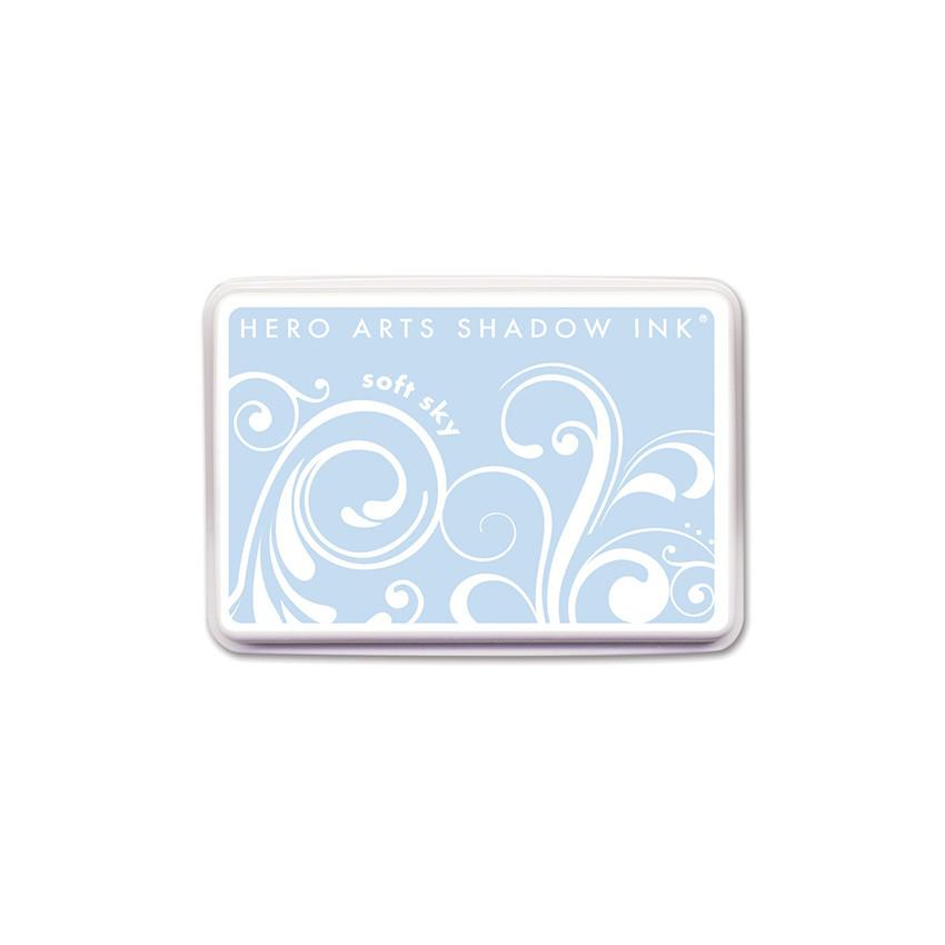 AF244 Soft Sky Shadow Ink