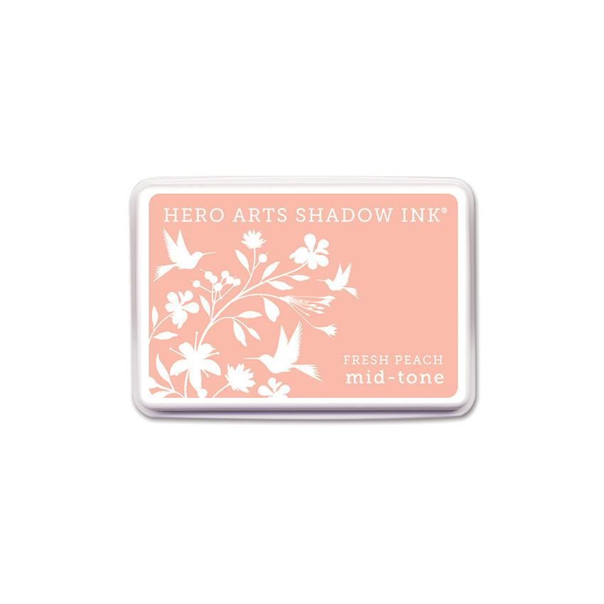 AF247 Fresh Peach Mid-Tone Shadow Ink