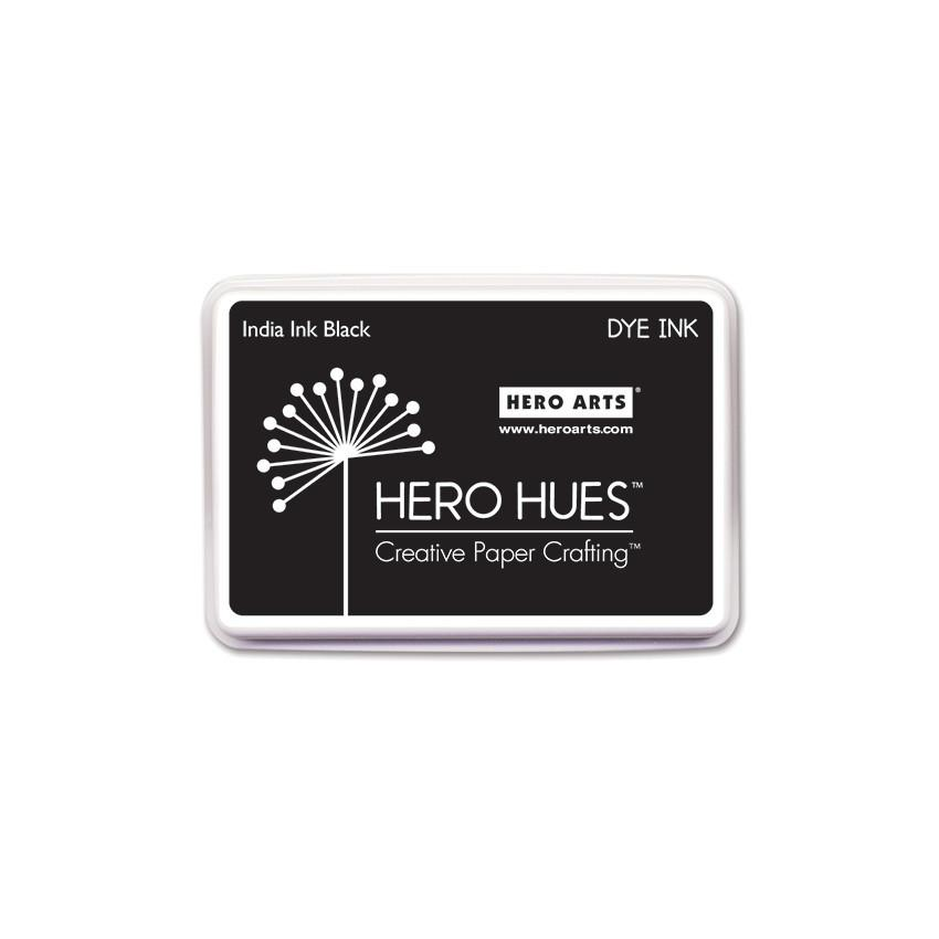 Hero Hues Black India Ink