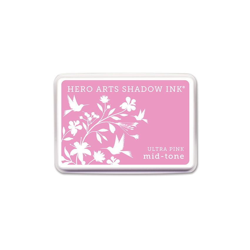 AF263 Ultra Pink Mid-Tone Shadow Ink