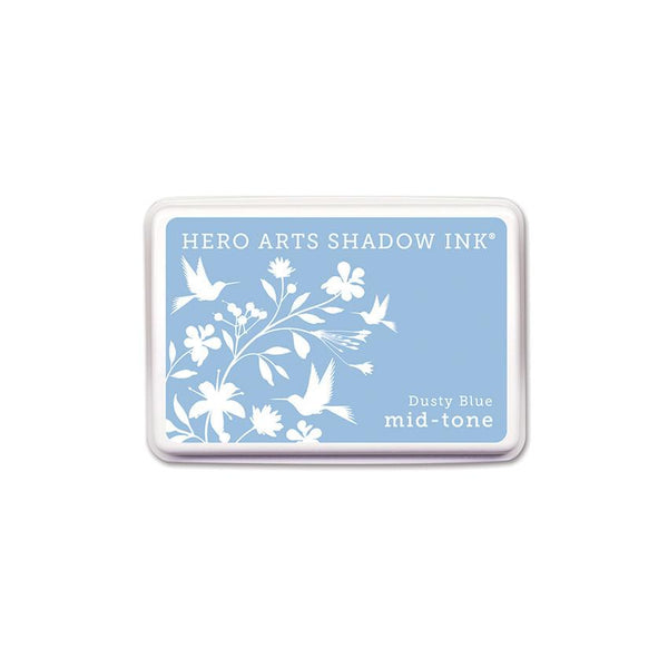 AF314 Dusty Blue Shadow Ink Pad