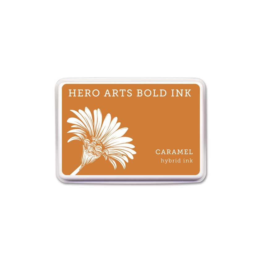 Hero Arts Caramel Bold Ink