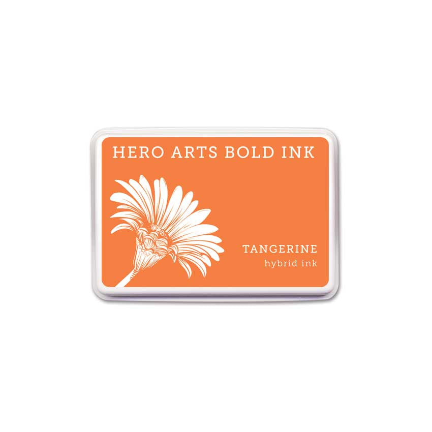Hero Arts Bold Ink Tangerine