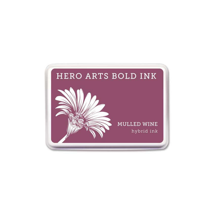 Hero Arts Bold Ink Mulled Wine