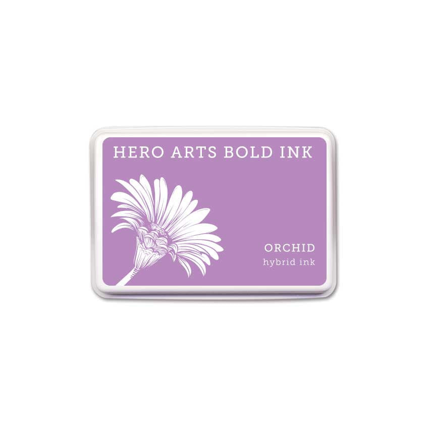 Hero Arts Bold Ink Orchid