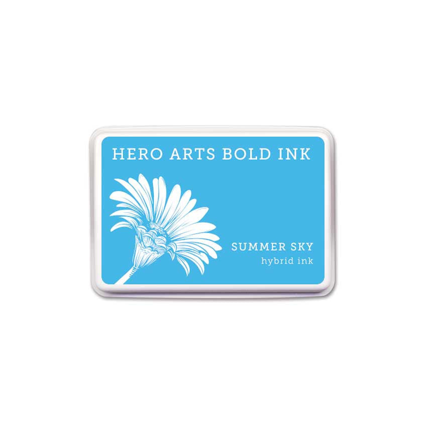 Hero Arts Summer Sky Hybrid Ink