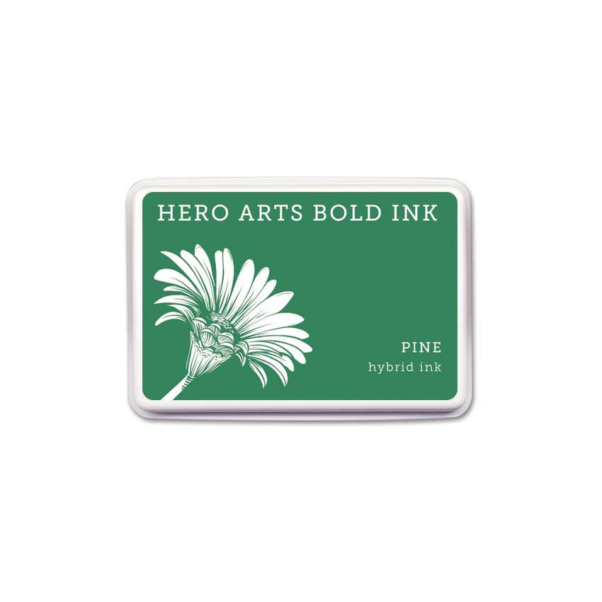 Hero Arts Bold Ink Pine