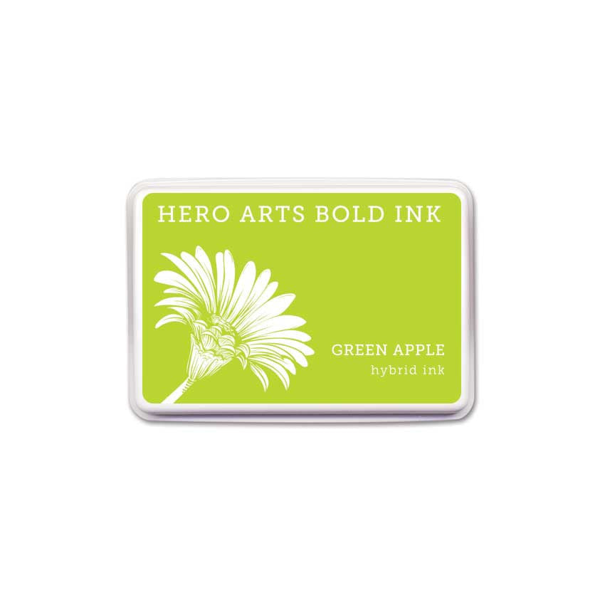 Hero Arts Green Apple Hybrid Ink