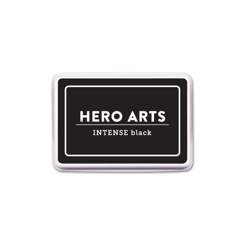 Hero Arts Intense Black Ink