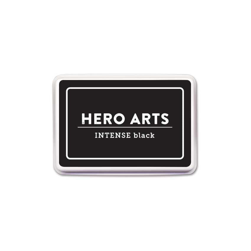 Hero Arts Intense Black Archival Dye Ink Pad