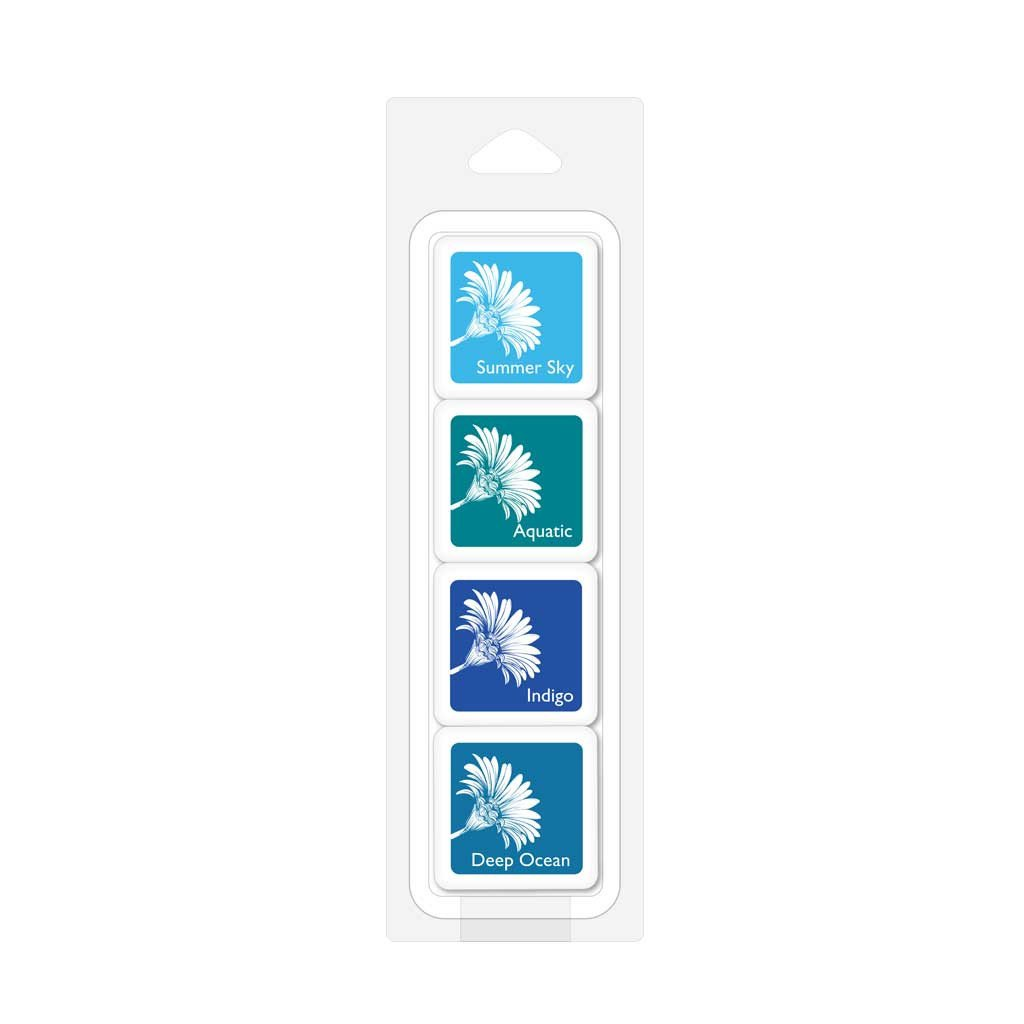 AF389 Tropical Waters Bold Ink Cubes