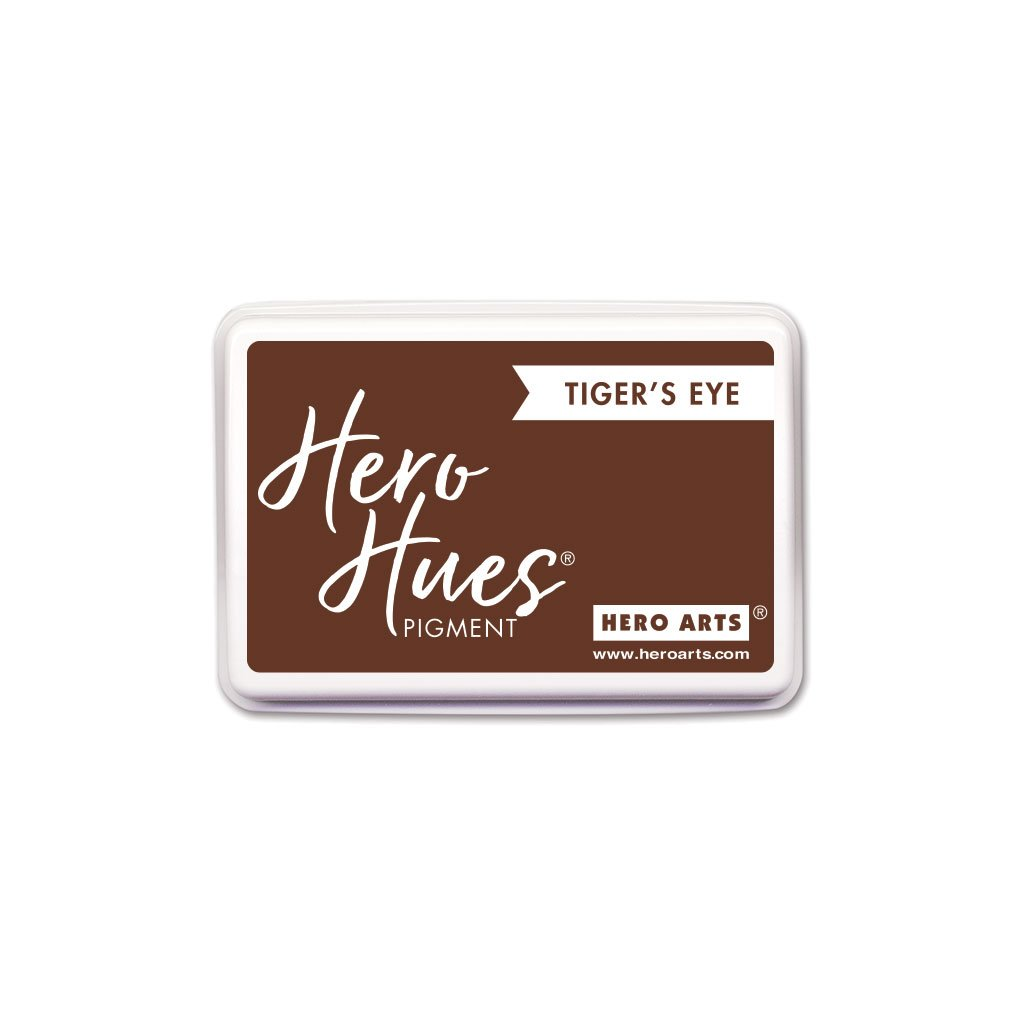 AF455 Hero Hues Tiger's Eye Pigment Pad