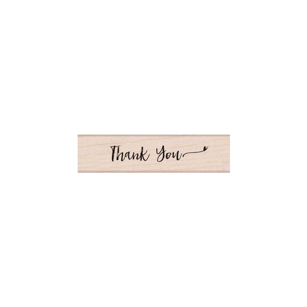 C6221 Handwritten Thank You Script