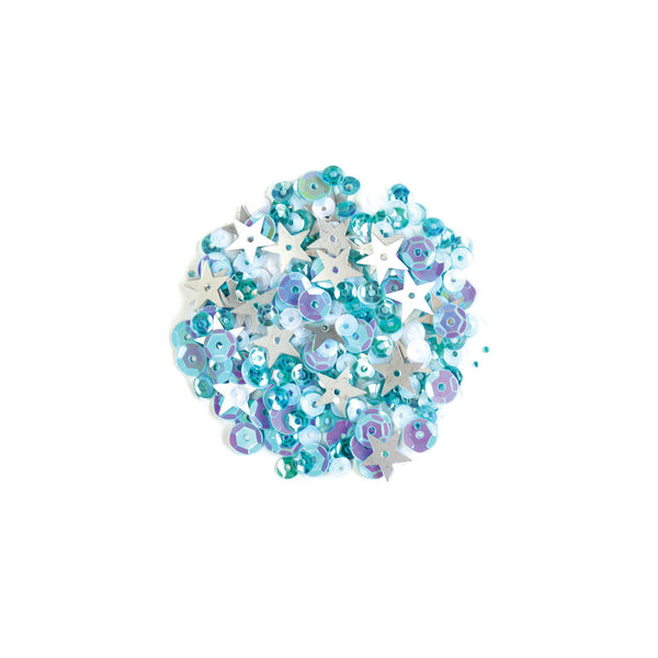 CH307 Frost Sequin Assorted