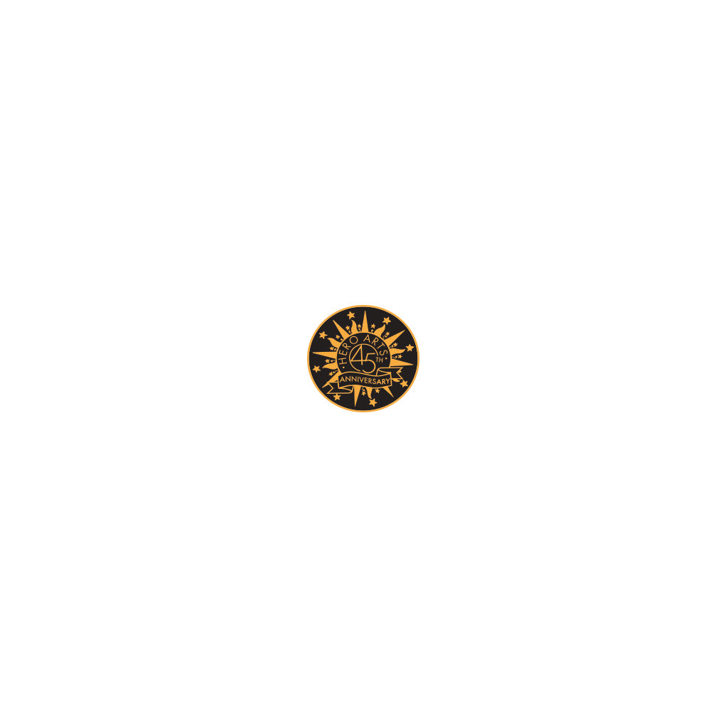 CH316 45th Anniversary Seal Enamel Pin (Hero)