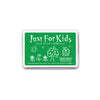 CS102 Just For Kids Green Ink Pad