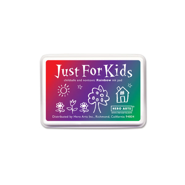 CS108 Just For Kids Rainbow Ink Pad