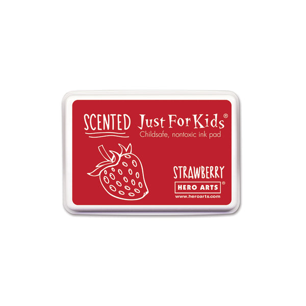CS113 Kids Scented Ink Strawberry (Red)