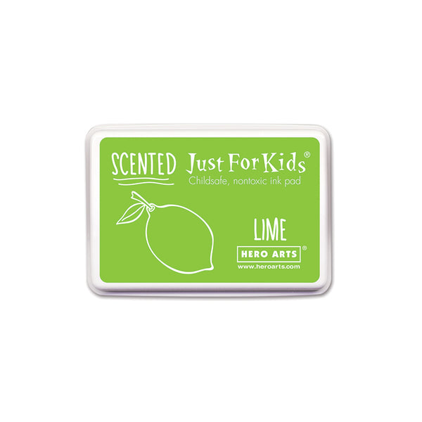 CS114 Kids Scented Ink Lime (Green)-Hero Arts