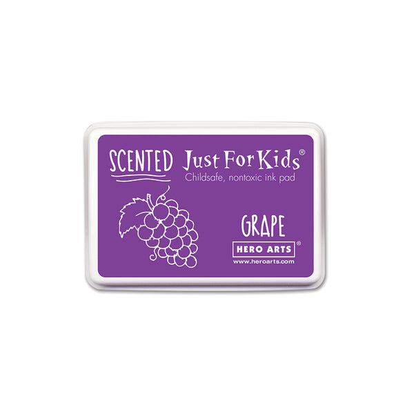 CS115 Kids Scented Ink Grape (Purple)