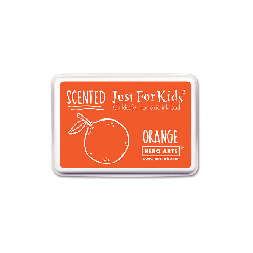 CS116 Kids Scented Ink Orange (Orange)