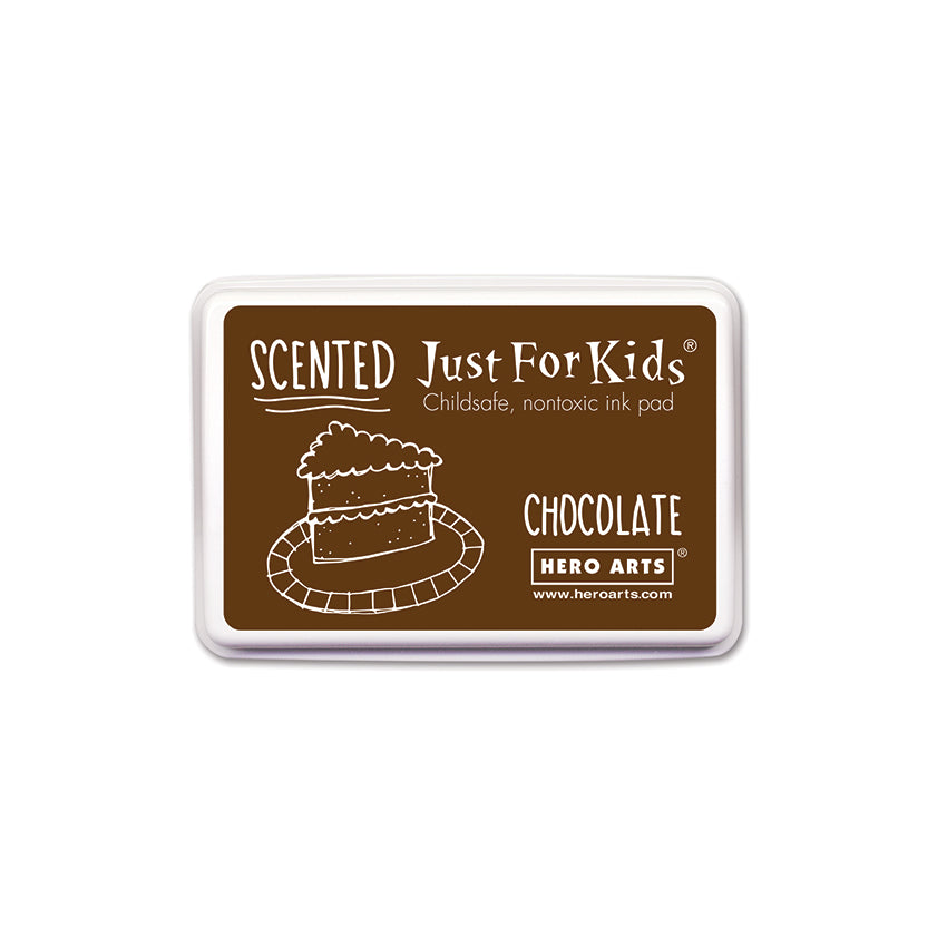 CS117 Kids Scented Ink Chocolate (Brown)