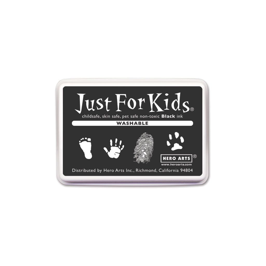 CS124 Just for Kids Washable Black