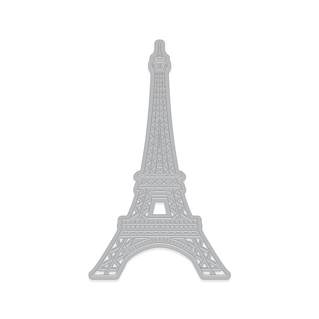 DI379 Paper Layering Eiffel Tower (D)